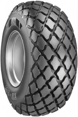 TR 387 HD Dual Bead Tires