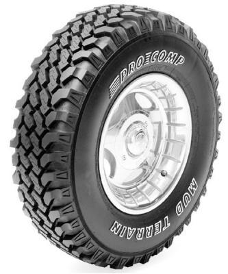 Pro Comp Mud Terrain Tires
